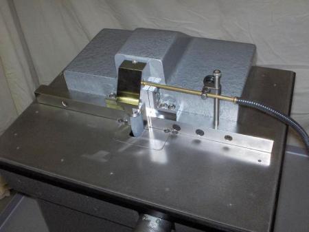 Tensilgrind control head and Grinding Wheel