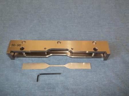 50-98 Template: ASTM D412 Die D