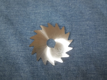 60-67 Tensilsaw Blade for use on plastics which do not cut well with the diamond plated Tensilsaw Blade